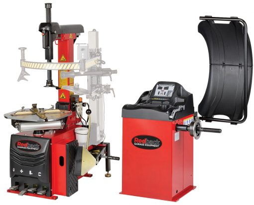 Semi Automatic Package - Semi Automatic Tyre Equipment Package