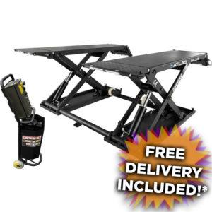 Atlas SL25 Scissor lift free delivery