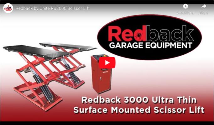 RB3000 Video Link
