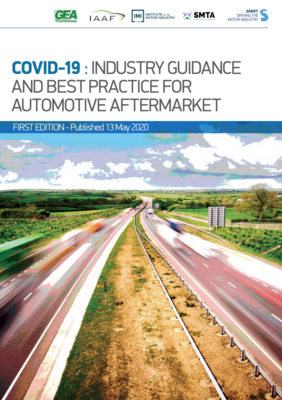COVID-19 Protective Measures: Automotive Aftermarket Sector Industry Guidance and Best Practice cover
