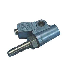 CO2H03 - Single Clip-on (open End) for 6.35mm