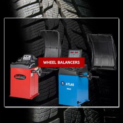 Wheel balancers at TBD EBAY Outlet