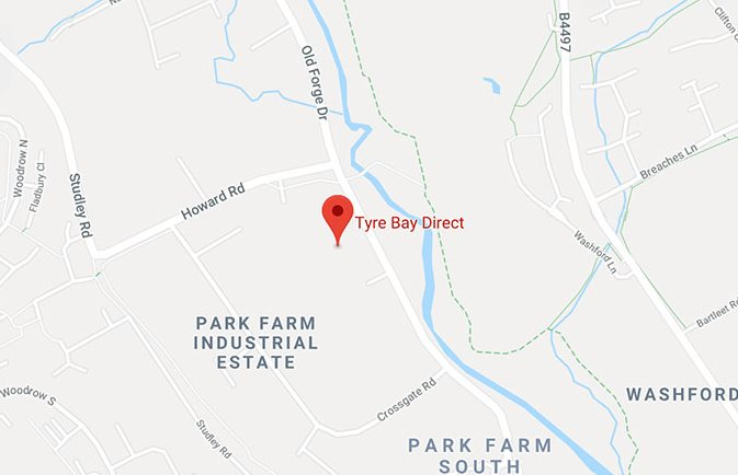 where to find Tyre Bay Direct in Redditch