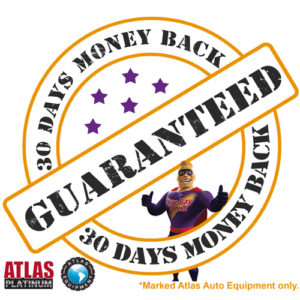 TBD Money Back Stamp Atlas