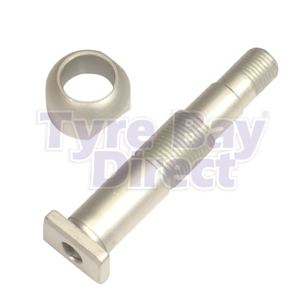 TBD-V005_10 Replacement Clamp-In TPMS Valves for Schrader Gen Alpha