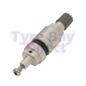 TBD-V063_10 Replacement Clamp-In TPMS Valves for Schrader High Speed Snap-In Sensor