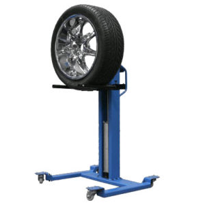 Portable Wheel Lifter (Pneumatic) from lifting car wheels in garages - available to buy online from from Tyre Bay Direct
