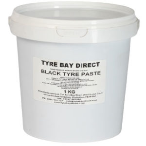 Tyre Mounting Paste Black 1kg