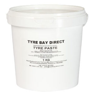 Tyre Mounting Paste White 1kg
