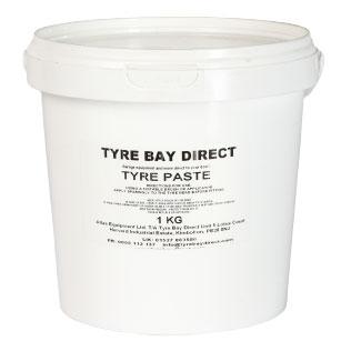 Tyre Mounting Paste White 1kg