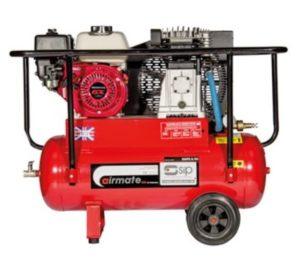 Airmate ISHP5.5/50 Industrial Air Compressor - Honda Petrol