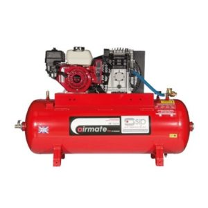 Airmate ISHP5.5/150 Industrial Air Compressor – Honda Petrol Pull Start