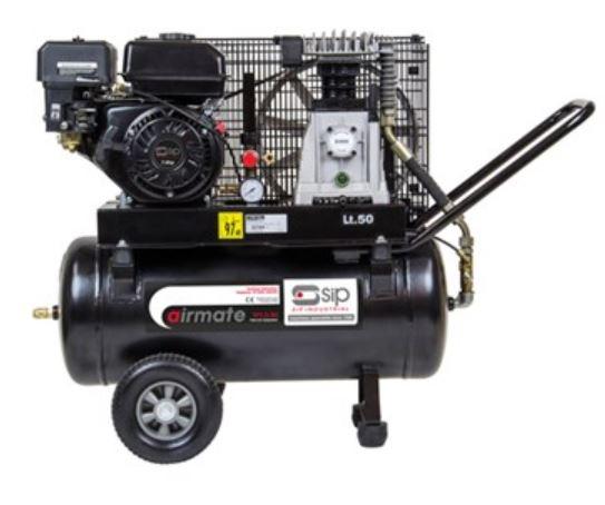 Airmate TP7.0/50 Petrol Air Compressor Machine