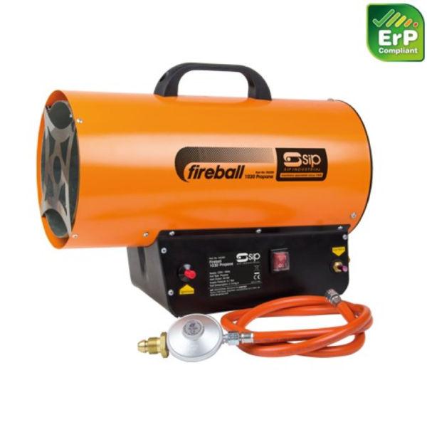 SIP Fireball 1030 Propane Space Heater