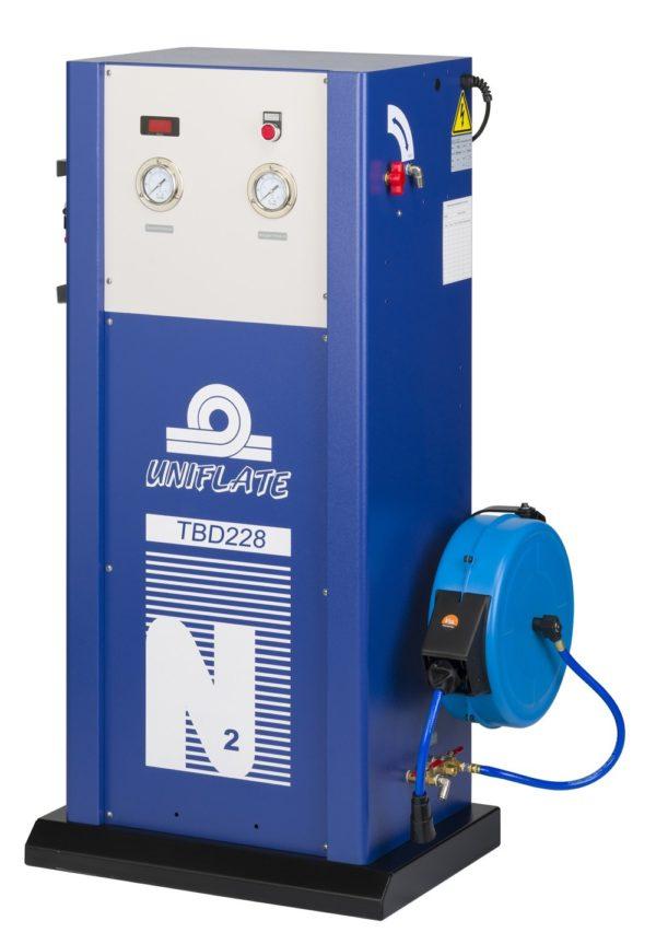TBD228 - Tbd228 Commercial Nitrogen Tyre Inflation System