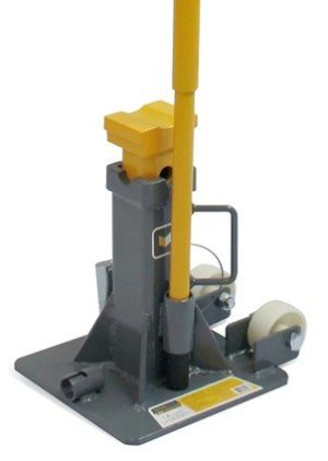 TBD3100W - 12 Ton Trolley Jack Stand