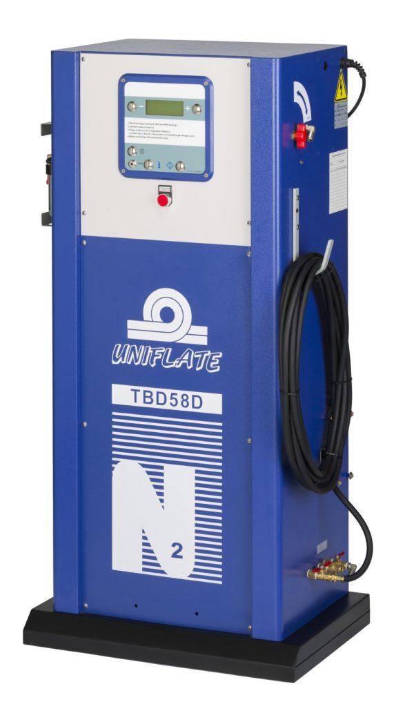 TBD58D - Tbd58d Digital Nitrogen Tyre Inflation System - 50 Litre Tank