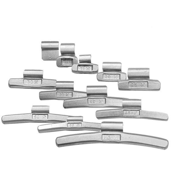 Zinc Coated Weights for Alloy Wheels All