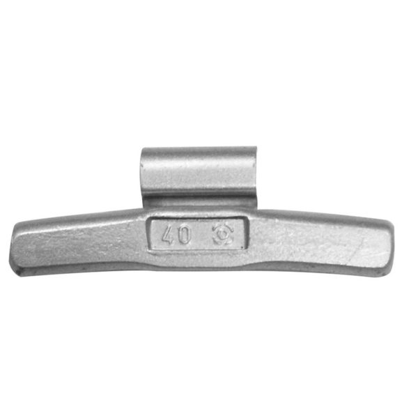 Zinc Coated Weights for Alloy Wheel 40