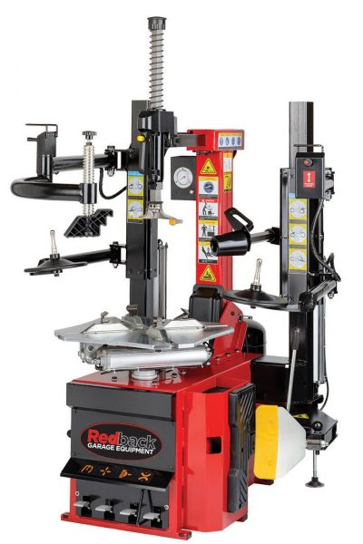 "TBDRB665 - Redback 665 26"" Fully Automatic Tyre Changer W/ Double Assist Arms & Fast Inflation Tank"