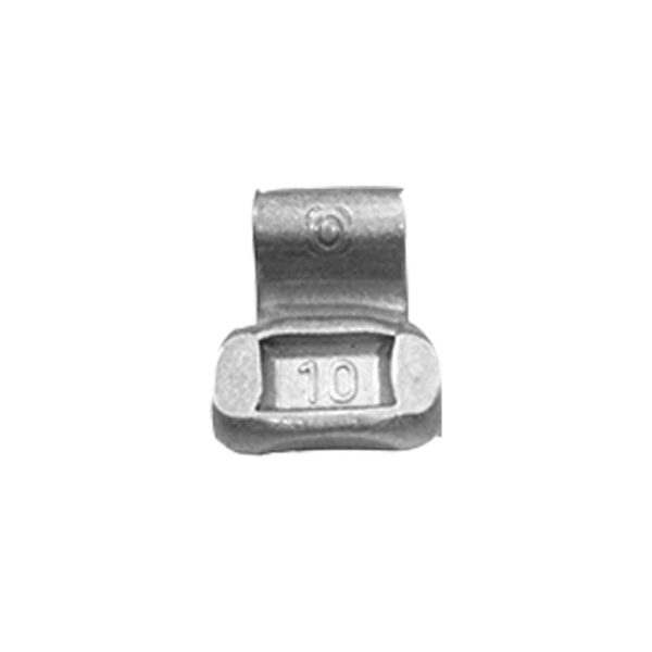 Zinc Coated Weights for Steel Wheels 10g