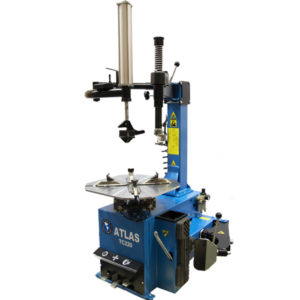 "Atlas TC220 Tyre Changer 24"" with Swing Arm [Optional 3 Way Help Arm]"