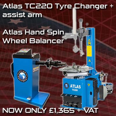 Atlas TC220 & WBHS - December Deals Package