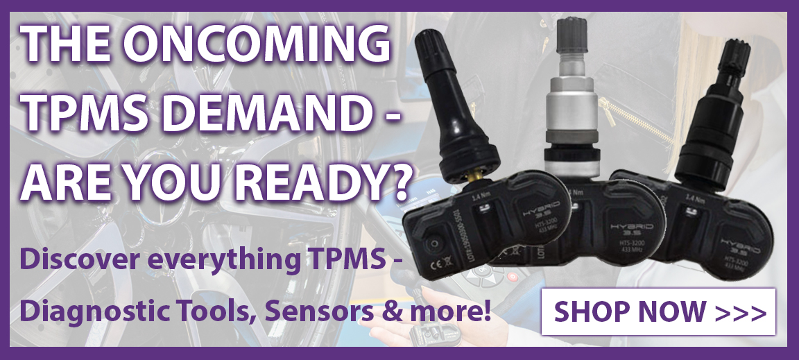 Are you ready for the oncoming demand for TPMS servicing? Tyre Bay Direct have you covered!