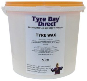 TBD002B - Tyre Mounting Wax 5kg