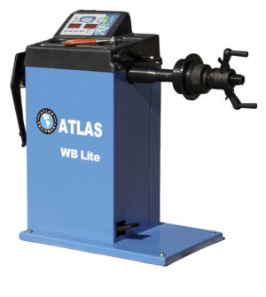 Our most basic Atlas Auto equipment wheel balancer in our range of tyre balancing machines.