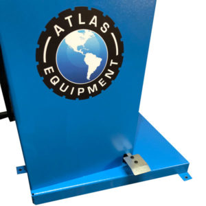 Atlas Handspin Balancer Brake Pedal