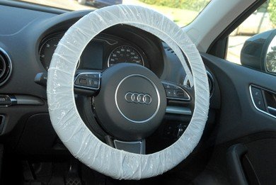TBD020 - Elasticated Steering Wheel Covers