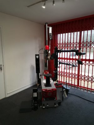 Atlas Platinum PTC520 Ex-Demo Tyre Changer