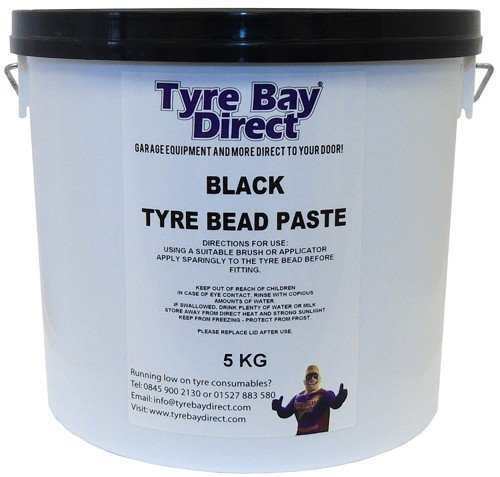 TBD002D - Black Tyre Mounting Paste 5kg