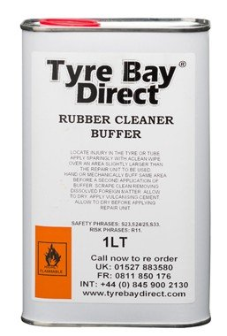 TBDTR09 - Rubber Buffing Solution