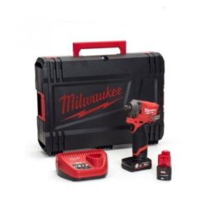 Milwaukee M12FIWF12-622X 12v 1x6.0/2.0Ah Li-ion 1/2in Impact Wrench
