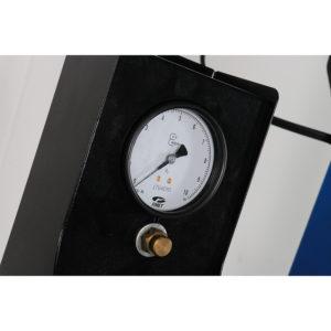 Hofmann Megaplan 'Elite' Super Automatic Tyre Changer pressure dial
