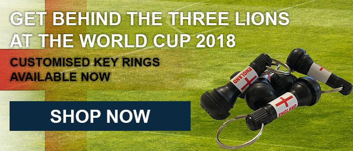 England key rings