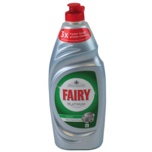 fairy liquid bottle