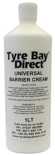 TBD09B - Universal Barrier and Conditioning Cream