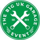 The Big UK Garage Event Badge