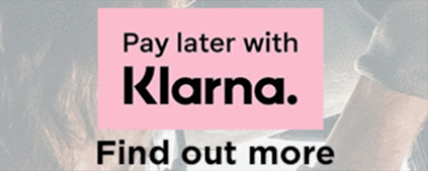 Pay it later with Klarna