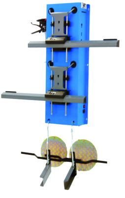 megaline system 4WE laser wheel aligner
