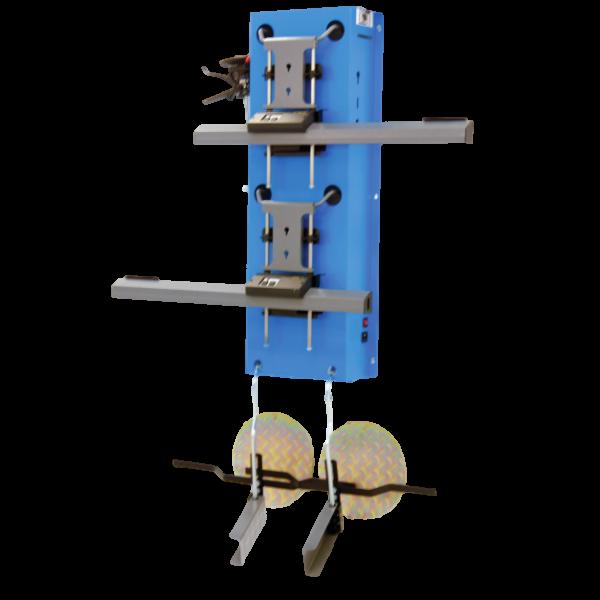 megaline system 4WE laser wheel aligner machine