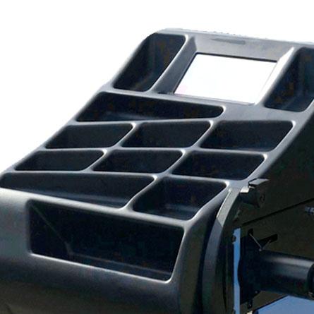 Hofmann Megaplan megaspin 220 wheel balancer weight tray