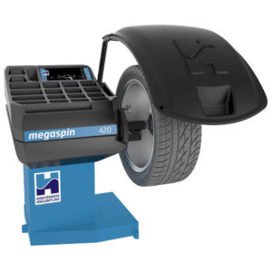 Hofmann Megaplan megaspin 420 wheel balancer