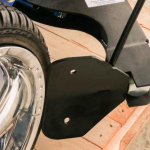 The megamount 613 Tyre Changer Bead Breaker