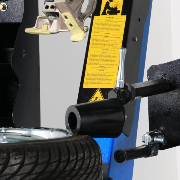 The megamount 613 Tyre Changer leverless arm
