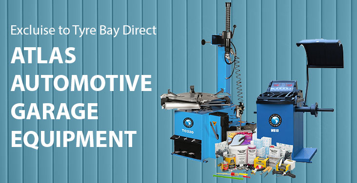 Atlas Automotive Garage Equipment Tyre Bay Direct