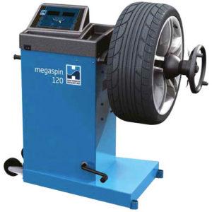 Hofmann Megaplan megaspin 120 Wheel Balancer